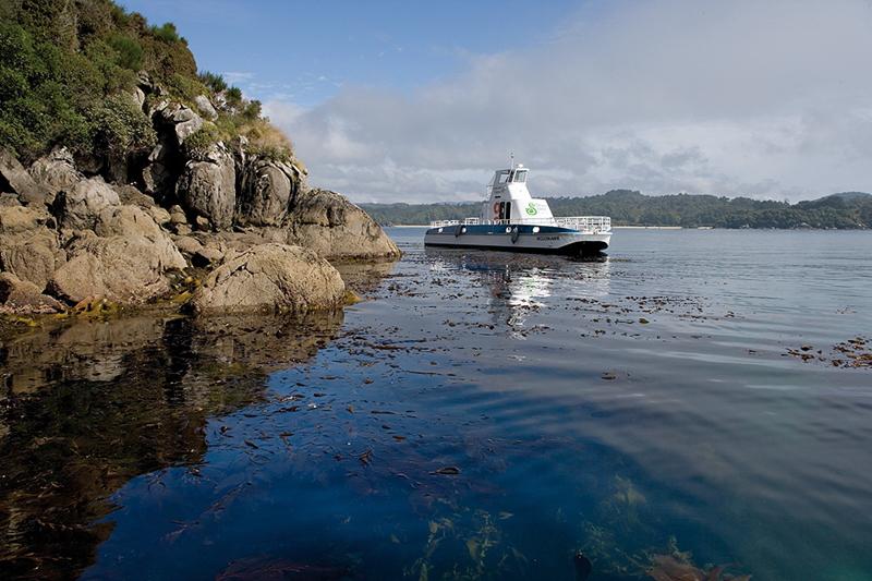 新西兰旅游景点,新西兰景点,新西兰南岛景点,南部地区景点,斯图尔特岛