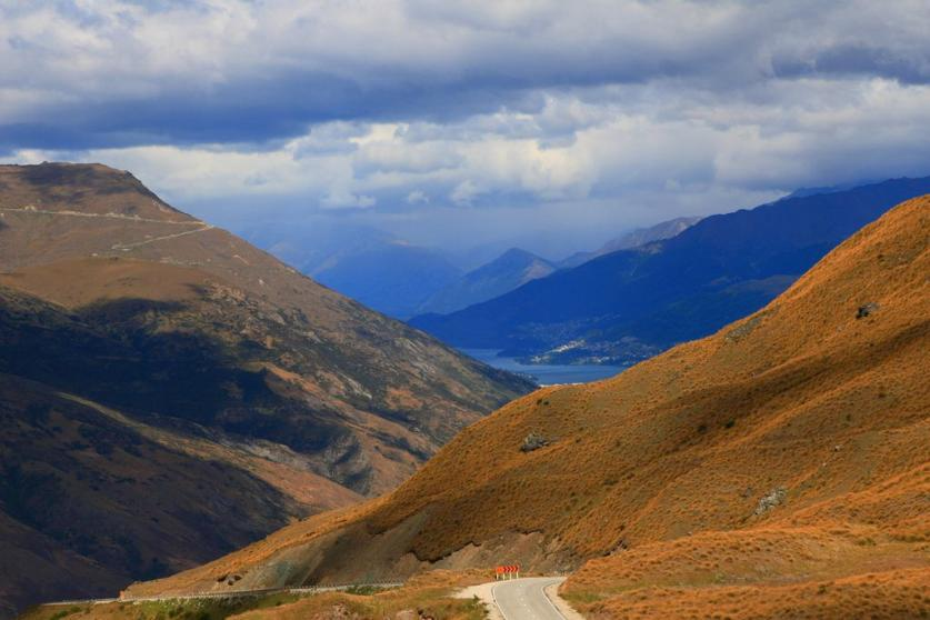 新西兰旅游景点,新西兰景点,新西兰南岛景点,瓦纳卡景点,瓦纳卡湖,瓦